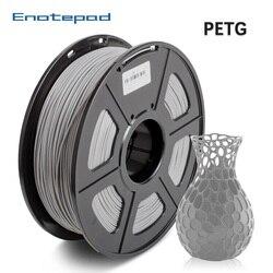 Enotepad petg 3d filament flex filament imprimante 3d petg for Printing 1kg per roll 3D Printing Material with Vacuum package