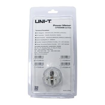 UT230B-EU Power Verbrauch Meter Buchse EU Energie Digitale Watt Meter AC Strom Strom Analyzer Monitor Spannung Wattmeter