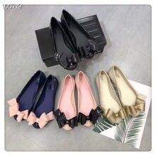 Melissa mel rainha das mulheres samdals 2020 novas sandálias lisas das mulheres da marca geléia sapatos melissa chinelos femininos jelly sapatos sm006