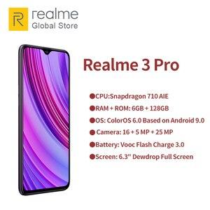 Image 2 - EU รุ่น OPPO REALME 3 Pro 6.3 4/6 GB 64 GB/128 GB 4045mAh 16 + 5MP Dual กล้อง VOOC FAST CHARGE 3.0 โทรศัพท์มือถือ