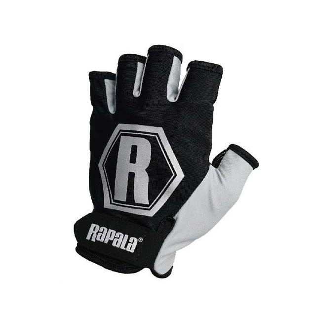 RAPALA Fishing gloves Comfort fabrics Anti-Slip fingerless