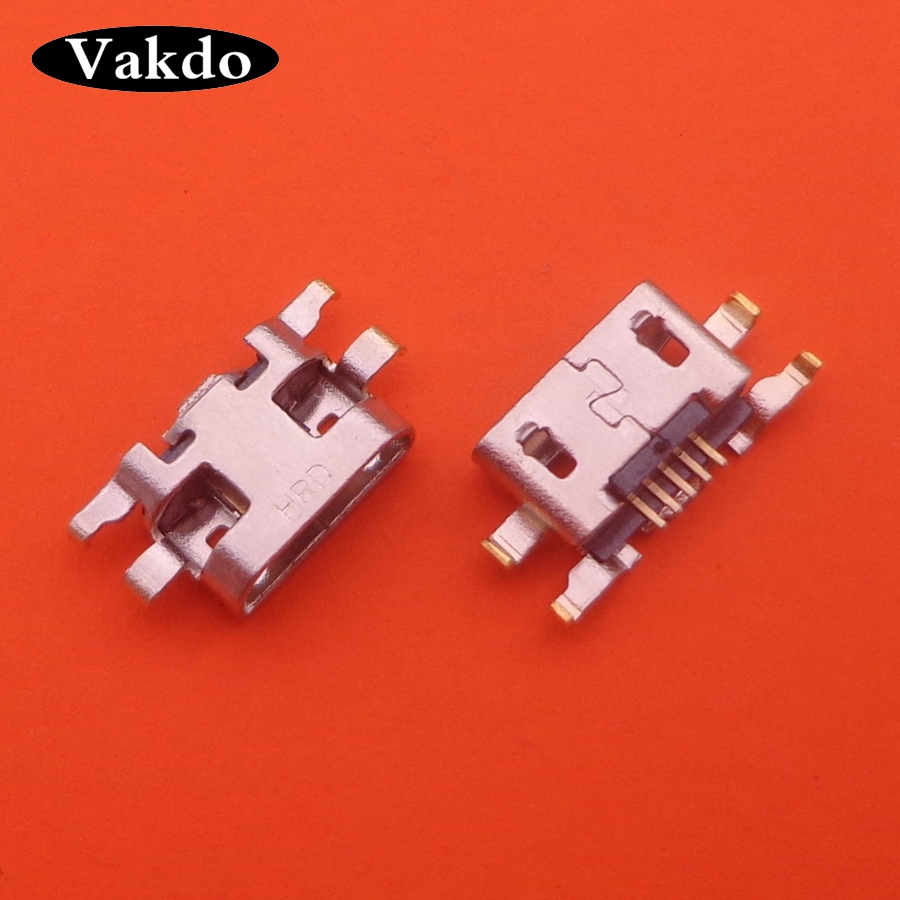 For Cubot X18 Plus Micro USB Connector Very Common Charging Port For Cubot X18 Plus Mobile Phone Accessories