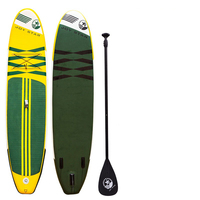 JOY Star 320cmx76cmx15cm Inflatable Stand Up Surfboard Surfing Board Water Sport Sup Board
