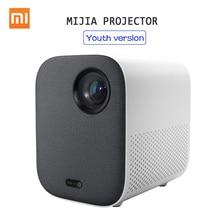 Xiaomi Mijia Dlp Projector 1080P 4K Video 500Ansi Lumen Mount Projectie HDR10 2.4G 5G Wifi 2Gb + 8Gb Draagbare Projector Voor Home
