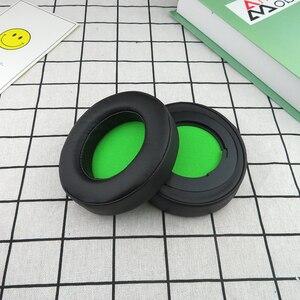 Image 4 - Earpads Ear Pad Cushion Muffs For Razer Kraken PRO V2 Headphone Accessaries Compatible With Kraken 7.1 V2PRO