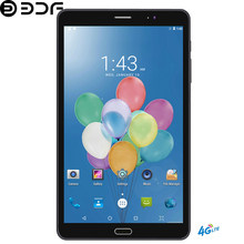 BDF Tablet 8 Inch 2.5D Screen Android 6.0 Tablet Pc 4GB/32GB 4G LTE Phone Tablet Dual SIM Card 1920*1200 IPS Pc Tablet 7 8 9 10(China)