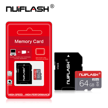 New Micro SD Card 4GB 8GB 16GB 32GB 64GB 128GB Class 10 UHS-1 Flash Drive Memory Card TF Card 32 GB For Smartphone Camera image