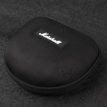 Shockproof EVA Headphone Case Portable Storage Headset Bag High Quality Earphone Accessories Zipper Box For Marshall