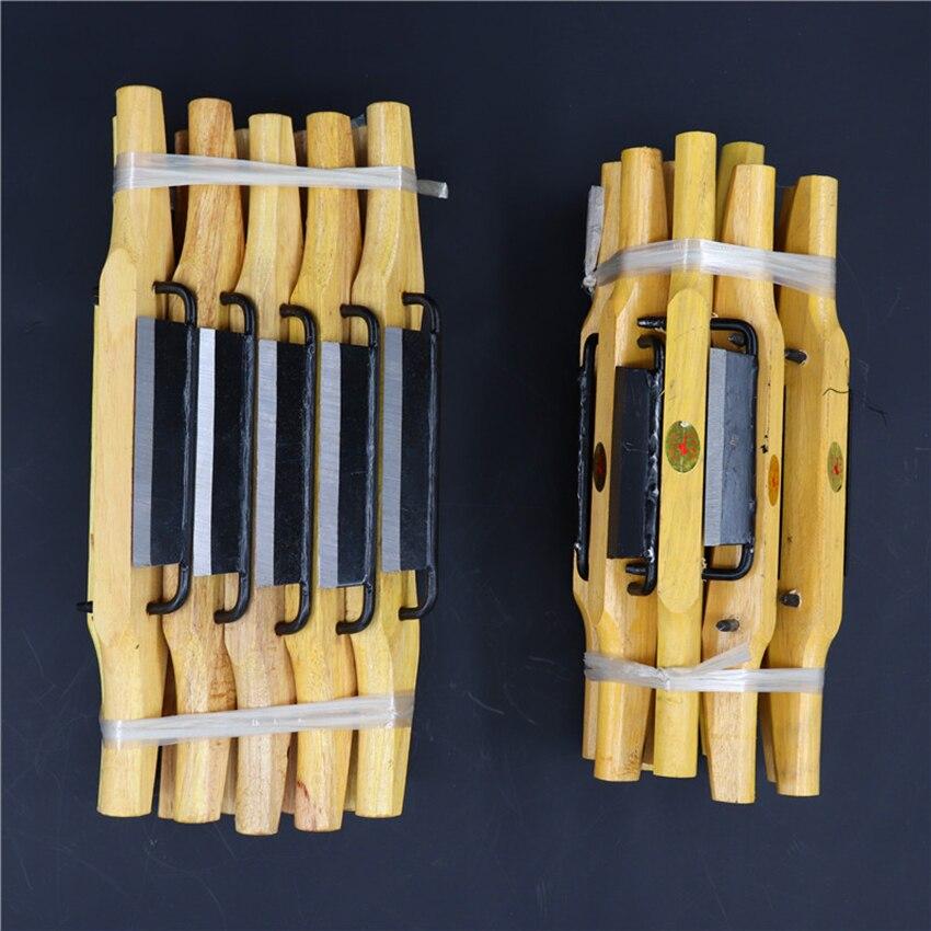 295*100mm Holzbearbeitung Handheld Schlitz Hobel Carpenter Hobeln Werkzeuge für Schneiden Rund, gebogene Werkstücke Großhandel