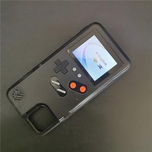 Image 3 - Rétro Affichage Polychrome Jeu étui pour iphone 11 pro max 11 Pro 11Pro X XR XS MAX 6 7 8 Plus Étui 36 Jeu Classique garçon housse