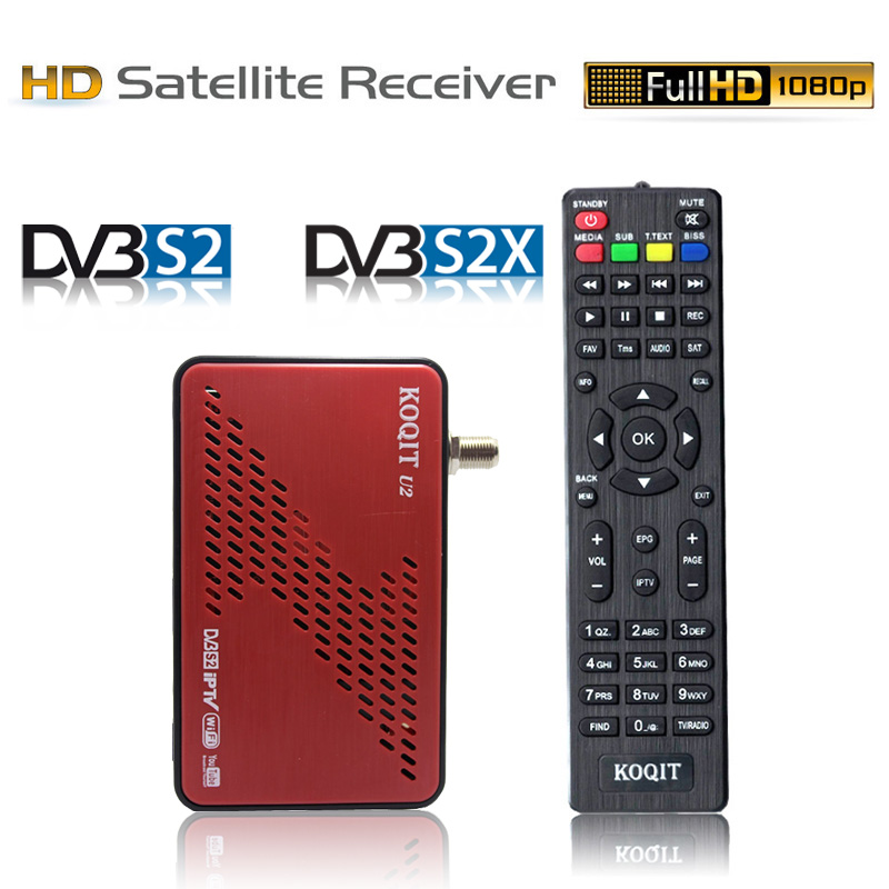 DVB-S2 Receptor Wifi Internat Finder Decoder Free Satellite Tv Receiver Satellite DVB-S2X Autoroll Biss Key Power Vu Youtube IKS