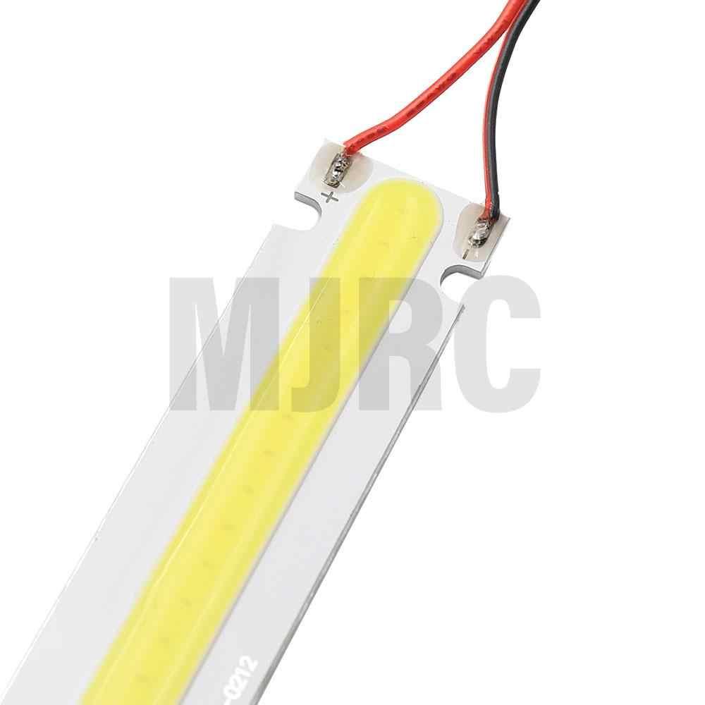 1/10 RC coche accesorios Drift coche LED rueda de cejas chasis deslumbrante luz Traxxas TRX4 D90 Axial SCX10 coche Concha reflector
