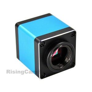 Image 3 - HD 1080p 60fps HDMI פלט SONY imx335 חיישן USB כונן אחסון HDMI דיגיטלי מיקרוסקופ מצלמה עם מדידה