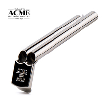 ACME 144 Double Pipe Whistle Beautiful Sound Hockey Referee Band Conductor Sports Training Cheerleading Music Whistle
