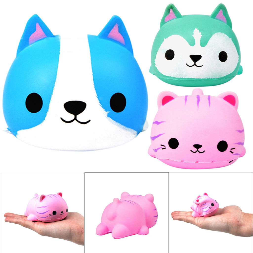 Beauty Rabbit Slow Rising Cute Squishies Toy Squishes Stress Relief Toy For Kids