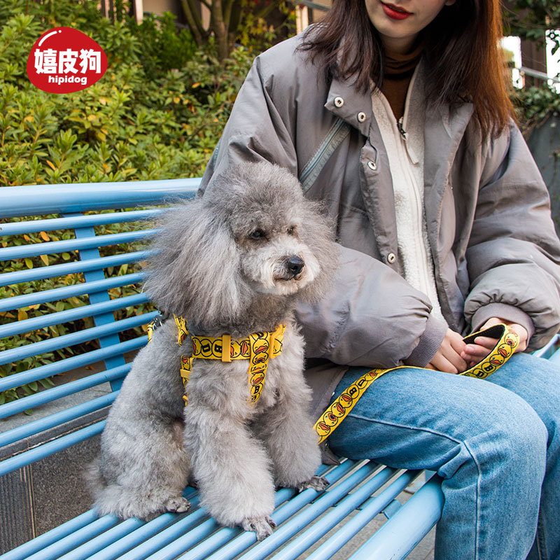 Hippie Dog XB. Duck Joint Hand Holding Rope Dog Useful Product Dog Chain Pet Large And Medium Small Dogs