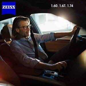 Image 5 - ZEISS Dura Vision 플래티넘 드라이브 안전 야간 운전 렌즈 눈부심 방지 반사 일 야간 운전 안경 1 쌍