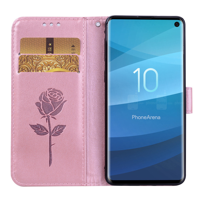 Hcbd772f603c343b68534e599d0a9f699U - Rose Flower Leather Case For Samsung Galaxy S8 S9 Plus S7 S6 Edge S5 S3 S4 J3 J5 J7 A3 A5 J1 2016 2017 J2 Grand Prime Flip Cover