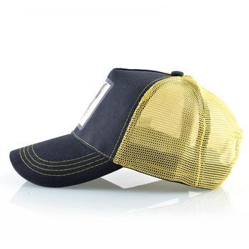 2020 New Baseball Cap Women Fashion Snapback Hip Hop Trucker Caps Men Baseball Hat With Rubbit Patch Breathable Mesh Visor Hats 2