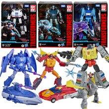 Фигурки героев фильма Hasbro Трансформеры из сериала 86 Гримлок Джаз Blurr Kup Hot Rod Scourge SS86 Series, игрушечные модели