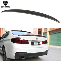 M Performance For BMW 5 Series G30 Spoiler 530i 540i Carbon Fiber Rear Trunk Spoiler Wings F90 M5 Rear Spoiler Carbon 2017 UP