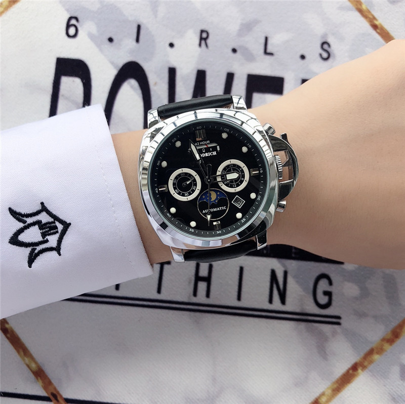 Multifunctional Quartz Watch For Men.  Fashion And Leisure Go Hand In Hand With High Quality High Quality Aaa Watches.