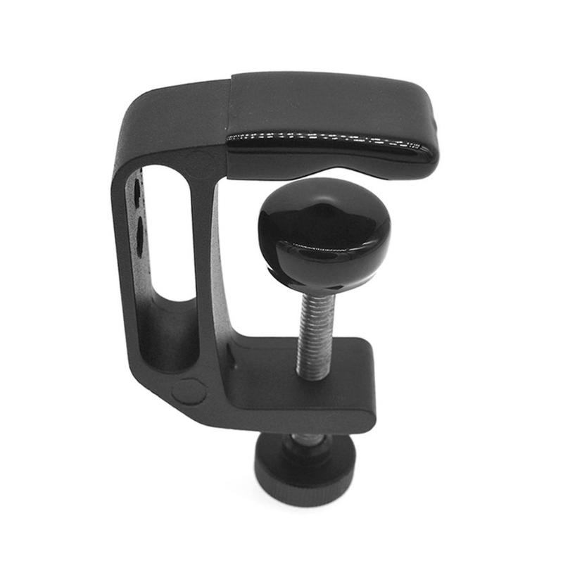 VODOOL Multifunction C Type Camera Clamp Clip 1/4 3/8 for Camera Flash Speedlite Holder Light Stand Photography Accessories