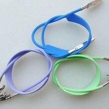 Bibs-Clamp Dental Bib-Napkin-Clips Drape-Holder Anti-Slip 3pis 135 Silicone