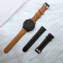 Ремешок 20 мм 22 для Samsung S3 Classic Gear sport S2 Band galaxy watch active 40 мм 44 мм, браслет для huami amazfit gtr bip huawei GT 2 42 46 мм