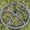 700C 자갈 탄소 바퀴 5 스포크 도로 Wheelset 디스크 브레이크 Cyclocross MTB XC 자전거 바퀴 튜브리스