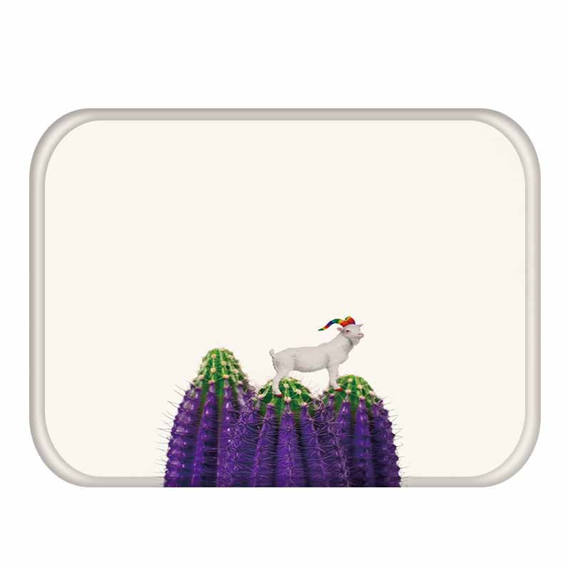 Image 3 - 40 * 60cm Delicate Flower Pattern Rectangular Flannel Soft Carpet  Can Wash Entrance Floor Kitchen Floor, Bathroom Non slip Mat .Rug   -