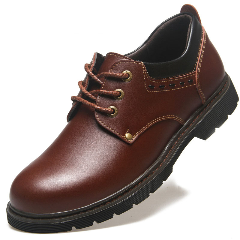 Zapatos de cuero de lujo de Inglaterra, zapatos de seguridad Oxfords de moda para primavera y otoño, zapatos Martin para hombre con cordones para exteriores Las mujeres sandalias con taco chino de moda Zapatos para mujeres Zapatillas Zapatos de verano zapatos con tacones sandalias, Flip Flops Playa de las mujeres zapatos casuales zapatos