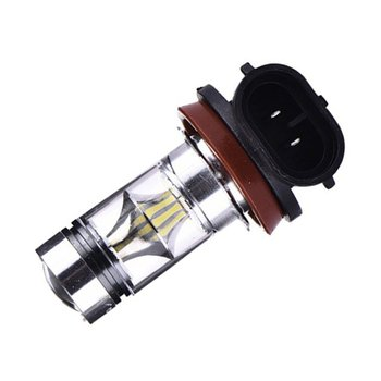 Automobile Led Fog Lamp H8 H11 100W Front And Rear Fog Lamp High Power Lamp 6500K image