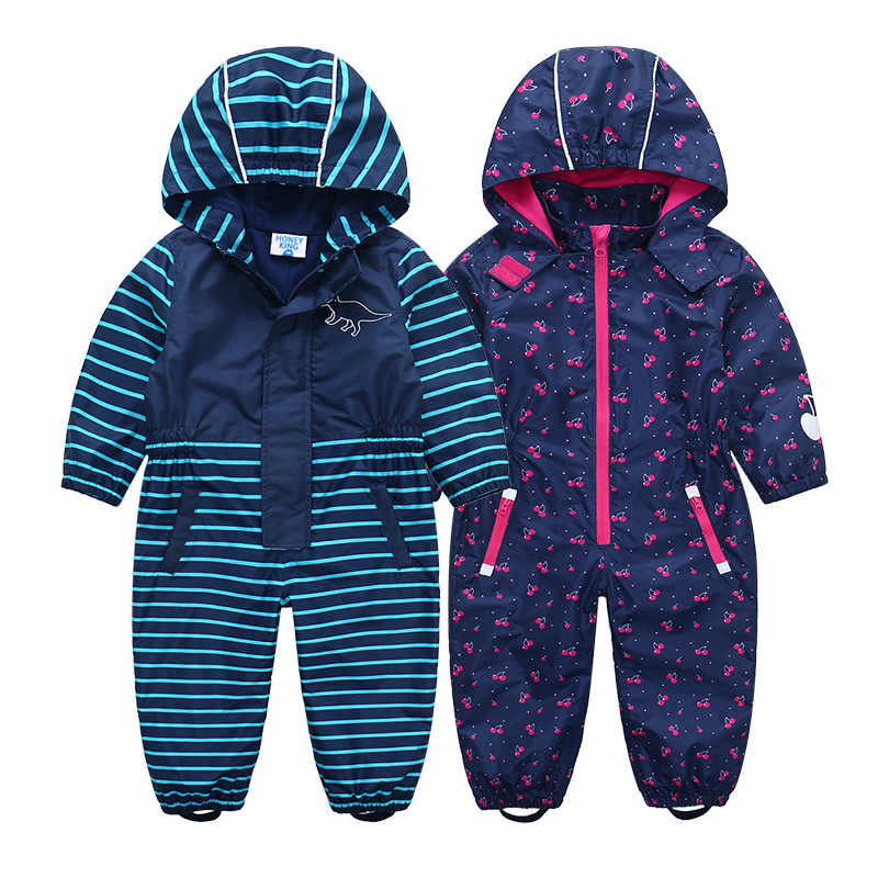Внешняя торговля, водонепроницаемая куртка, Детские весенне-осенние новые комбинезоны, грязеотталкивающие ветронепроницаемые аксессуары для альпинизма cl