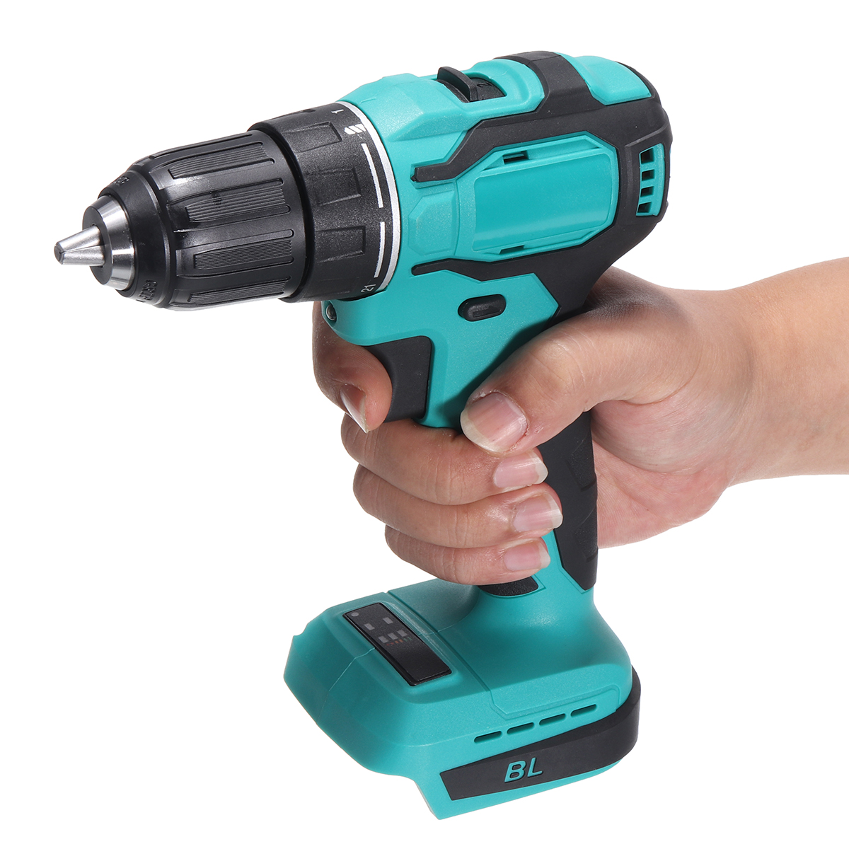 88V 13mm Max Electric Screwdriver Professional 1800rpm Cordless Drill Household Wireless Power Driver For Makita Battery
