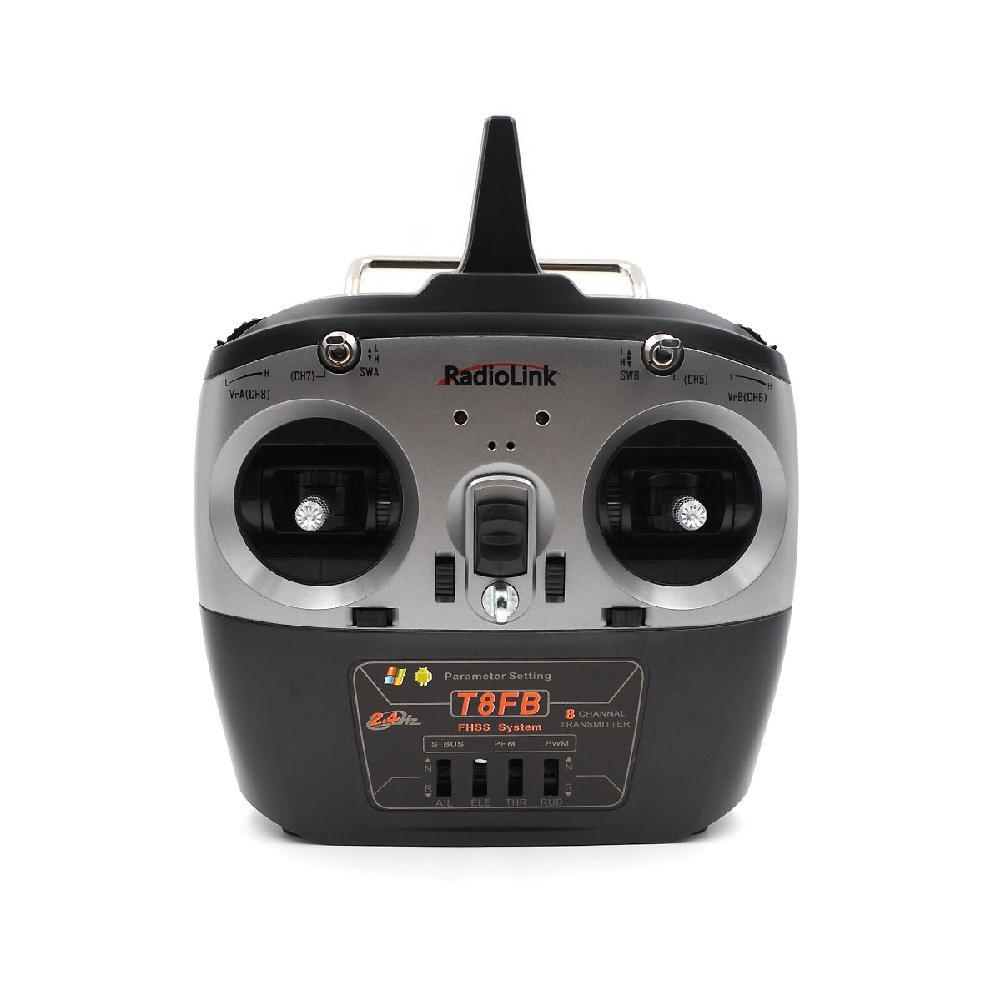 Radiolink T8FB Remote Control 2.4G 8-channel R8EF or R8FM Optional