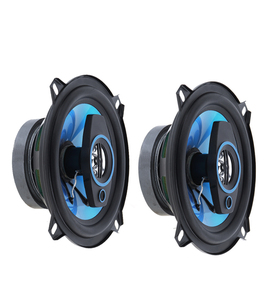 2 X 5 Inch 400W 2 Way Car Coaxial Auto Audio Music Stereo Full Range Frequency Hifi Speakers Loudspeaker for Vehicle