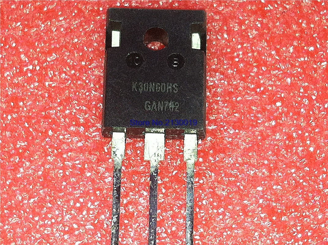 5pcs/lot K30N60HS TO-3P K30N60 SKW30N60 SKW30N60HS IKW30N60HS TO-247 30N60 In Stock