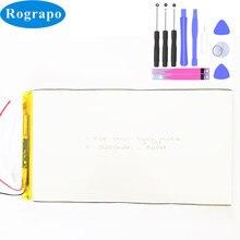 Batería de reemplazo de li-polímero para tableta ONYX BOOX, 3,7 V, 5100mAh, NOTE / PRO / NOTE + e-Book con 3 líneas + herramientas, novedad