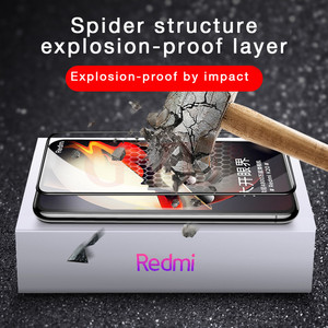 Image 3 - Verre de protection 9D sur le pour Xiaomi redmi note 7 6 5 8 PRO protecteur décran pour redmi 6 PRO 6A verre trempé sur redmi K20 PRO