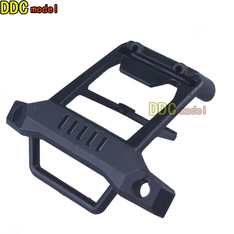 Remo P2503 Front Bumper  For 1/16 Smax 1621 1625 1631 1635 1651 1655 Vehicle Models RC Car Spart Accessories  Upgrade Parts