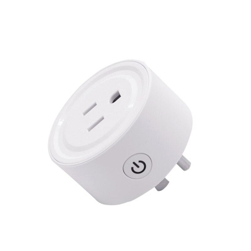 Smart Home EWeLink APP Timing Plug Wifi Smart Plug Tuya Smart Socket Voice Control Socket US Plug Compatible Alexa Google