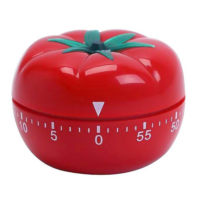 Tomato Mechanical Timer 60 Minutes