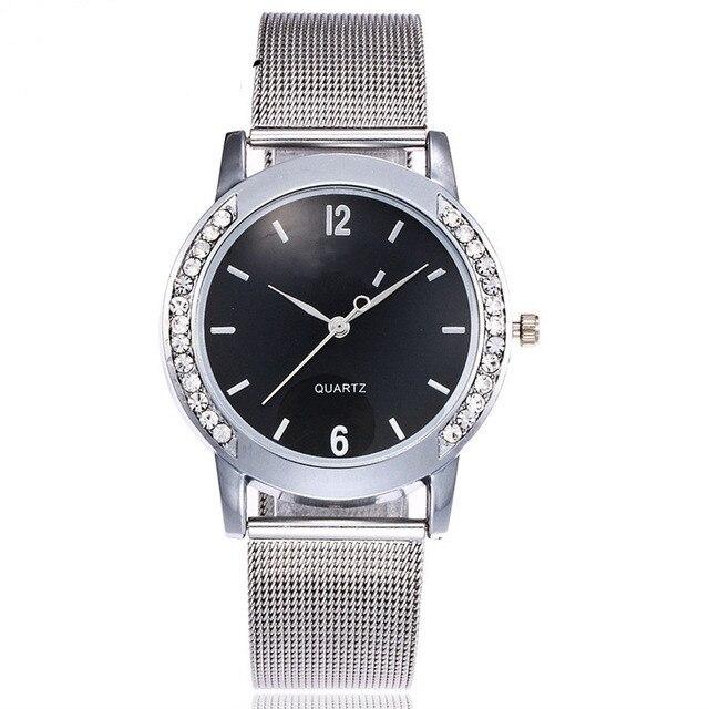 Relojes Mujer 2018 Branded Horloges Voor Vrouwen Vrouwen Horloges Gofuly Vrouwen Lederen Quartz Horloge Horloges Montre Femme Hot Sales 1