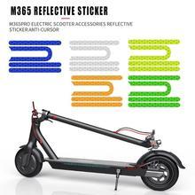 Электрический скутер скейтборд переднее заднее колесо покрышки защитная оболочка светоотражающие наклейки для Xiaomi M365 Pro велосипедные части
