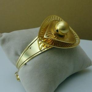 Image 3 - Yuminglai włoski projektant biżuterii dubaj złote zestawy biżuterii biżuterii FHK9072
