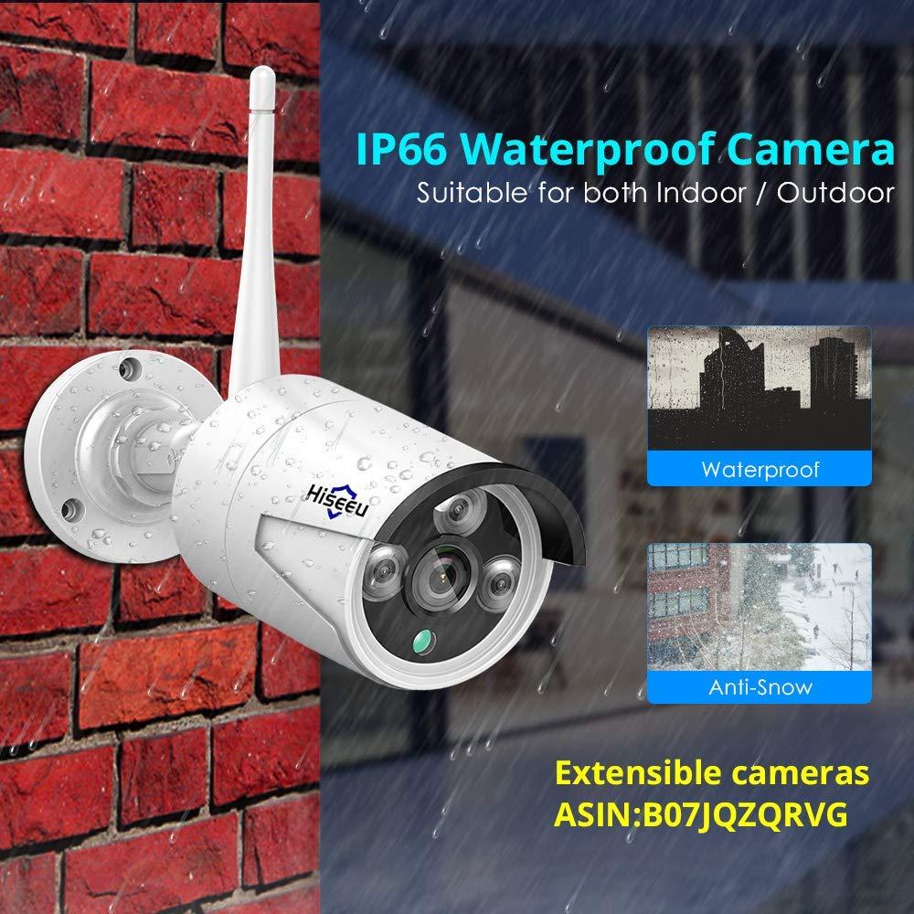 Hiseeu 1080P IP Camera Waterproof