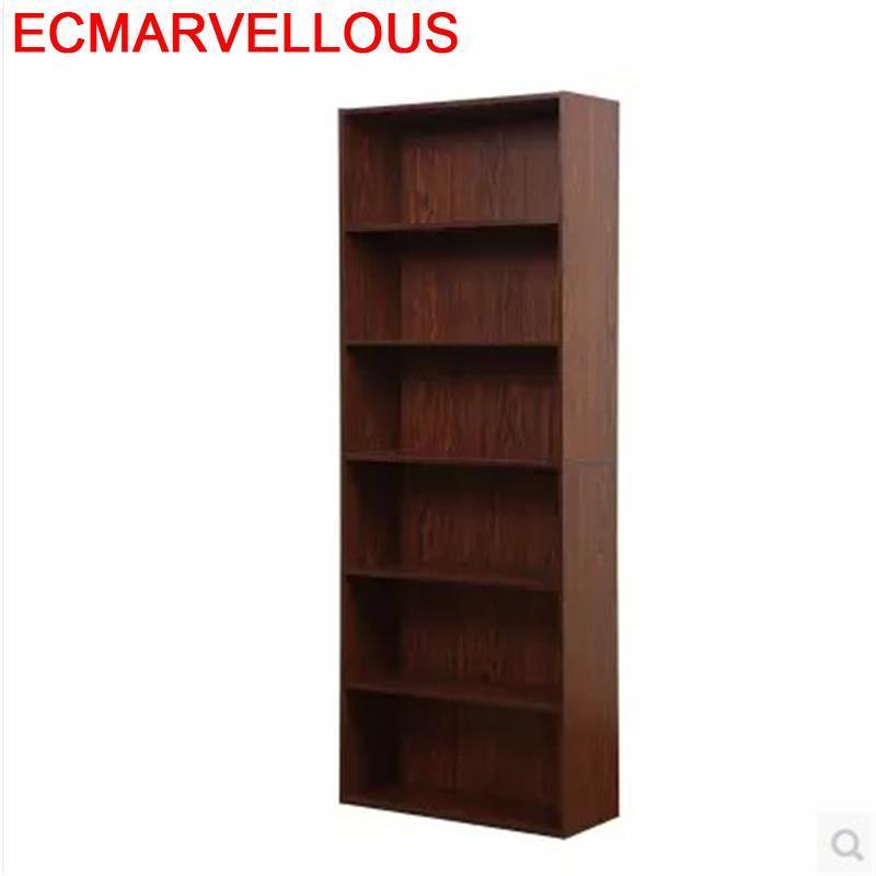 Display Bois Dekoration Estante Para Livro Mobili Per La Casa Shabby Chic Wood Furniture Decoration Book Retro Bookshelf Case