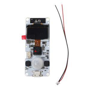 Image 4 - Módulo de cámara TTGO t camera ESP32 WROVER y PSRAM ESP32 WROVER B OV2640 módulo de cámara 0,96 OLED X6HB
