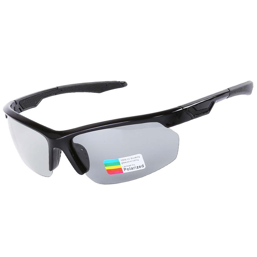 Dust Windproof POLARIZED UV400 Sports Sunglasses Fit On Over RX Glasses Driving
